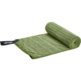 PackTowl Luxe Towel L, rainforest